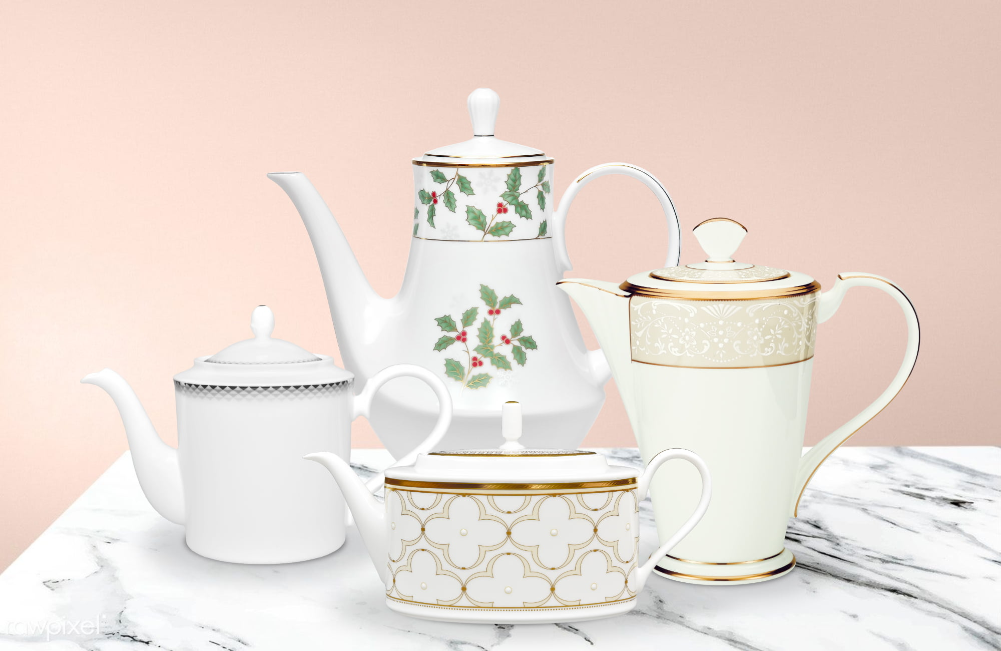 Different Between A Teapot And A Coffee Pot