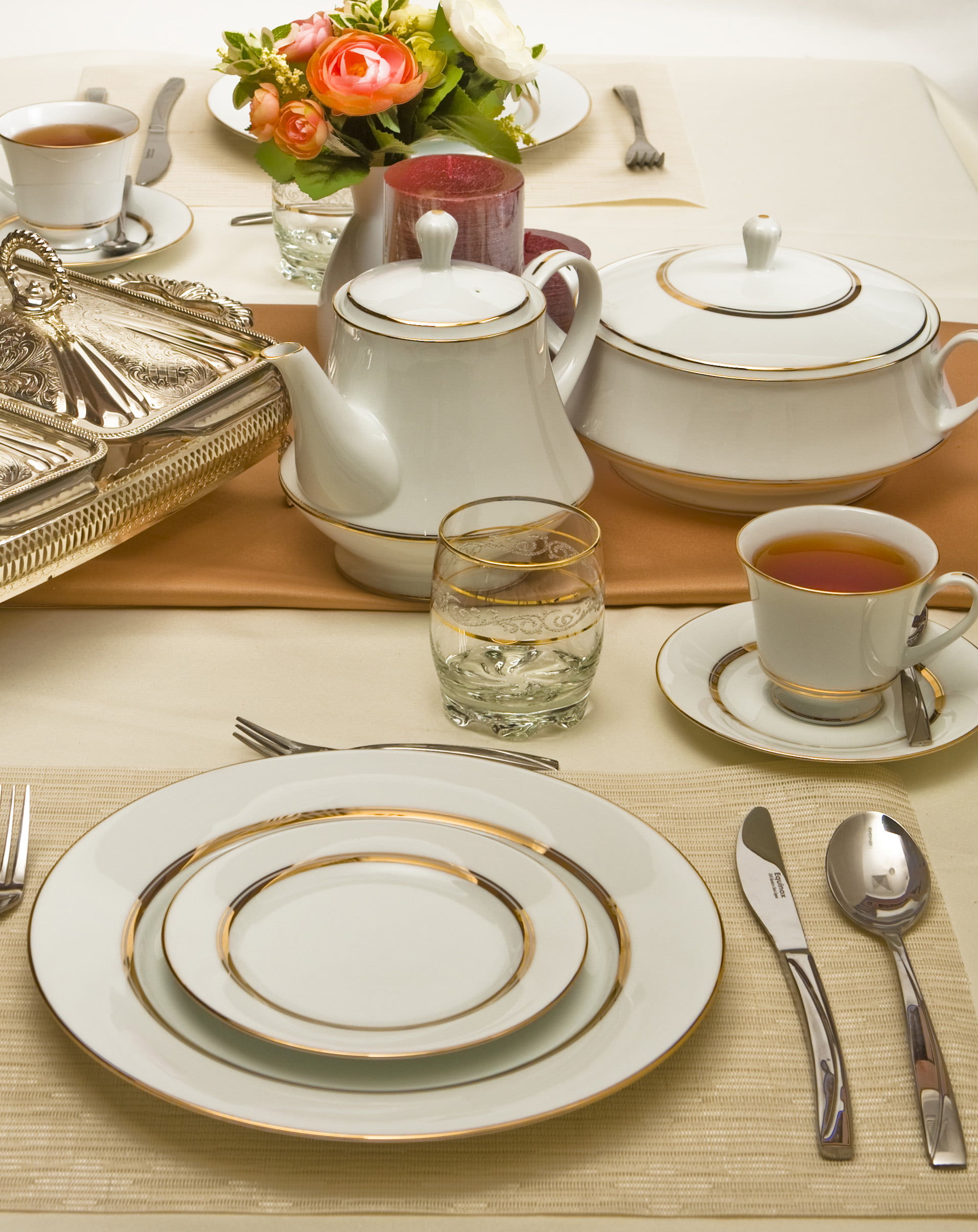 Table Setting Guide from Basic Diner to Formal Dinner
