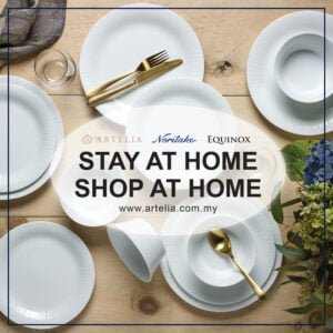 Stay At Home, Shop At Home